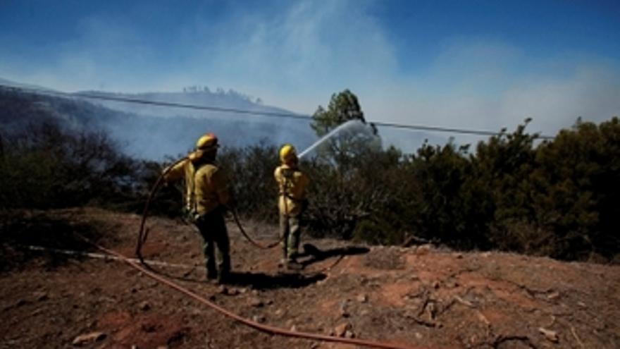 La Gomera crea una comisión de estudio sobre el incendio