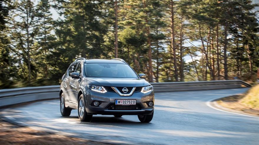 Nissan X-Trail, ahora con 177 CV de potencia.