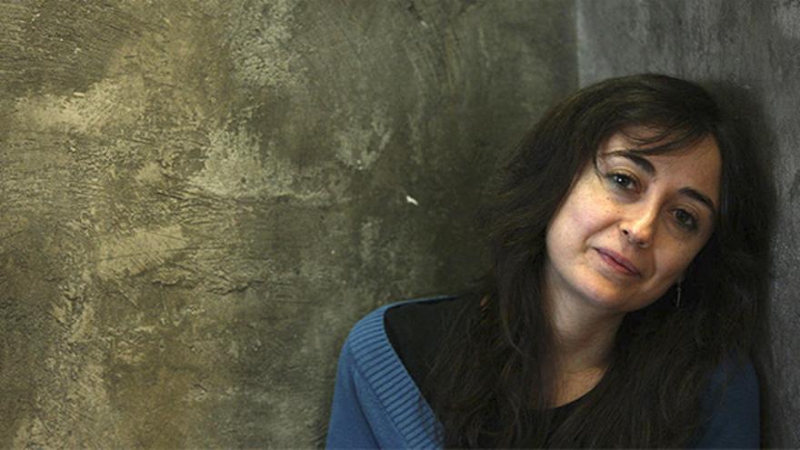 Elvira Navarro, autora de 'La isla de los conejos'