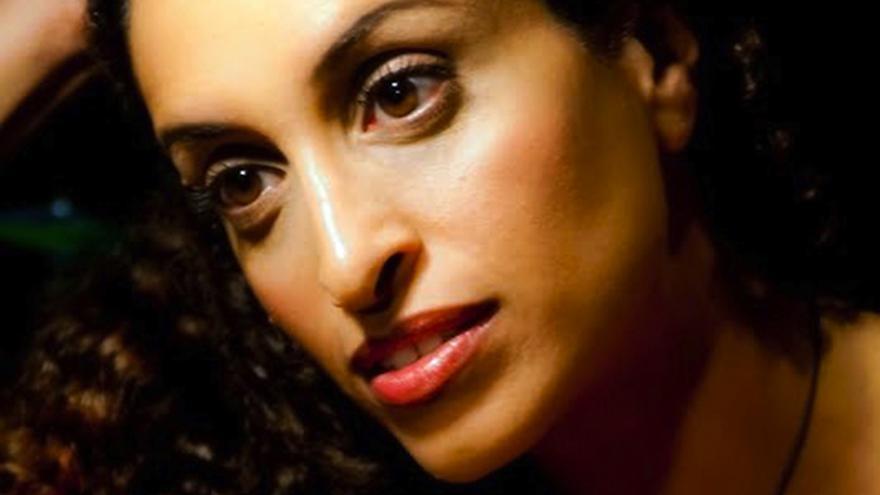 La cantante israelí Noa, que actúa este sábado en el Teatro Guimerá