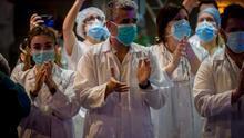 Convocan dos minutos de silencio en recuerdo de los médicos fallecidos en su lucha contra el coronavirus