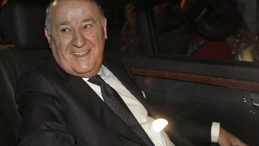 Amancio Ortega se consolida en el listado Forbes con 26.500 millones de dólares más-