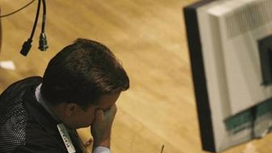 La crisis eleva a casi el 60% las bajas por estrés laboral