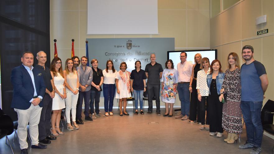 Dieciséis profesores murcianos han sido nominados a mejor docente en los premios nacionales Educa Abanca