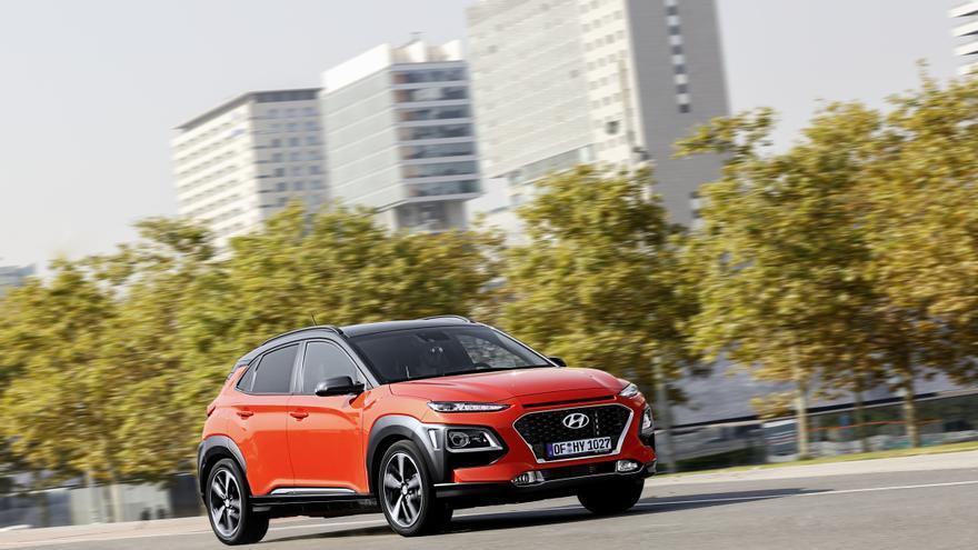 Hyundai Kona, a la venta desde 13.990 euros.