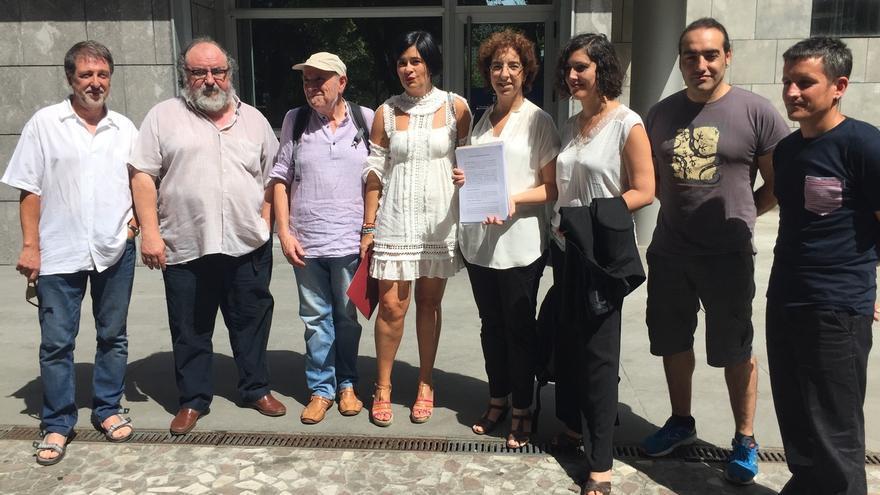 Durango se querella por delitos de crímenes de guerra y lesa humanidad contra los autores de los bombardeos de 1937