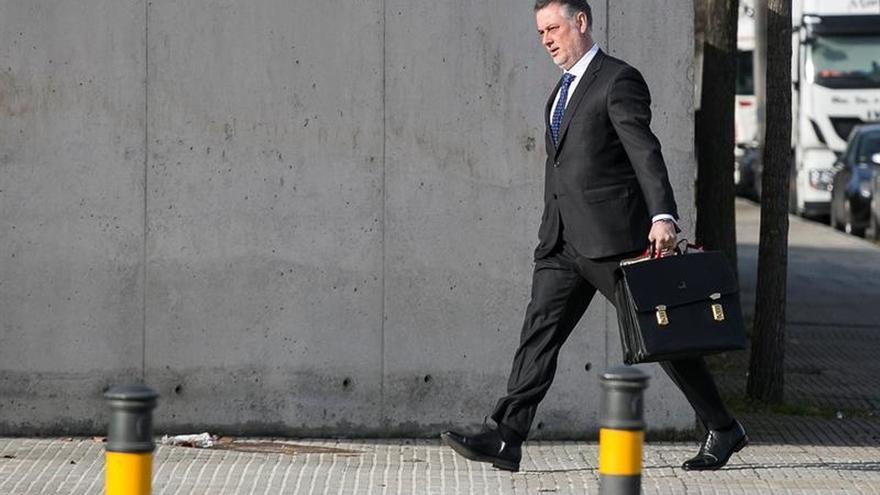 El exsecretario de Arpegio: Actuamos como mero pagador a empresas de Correa