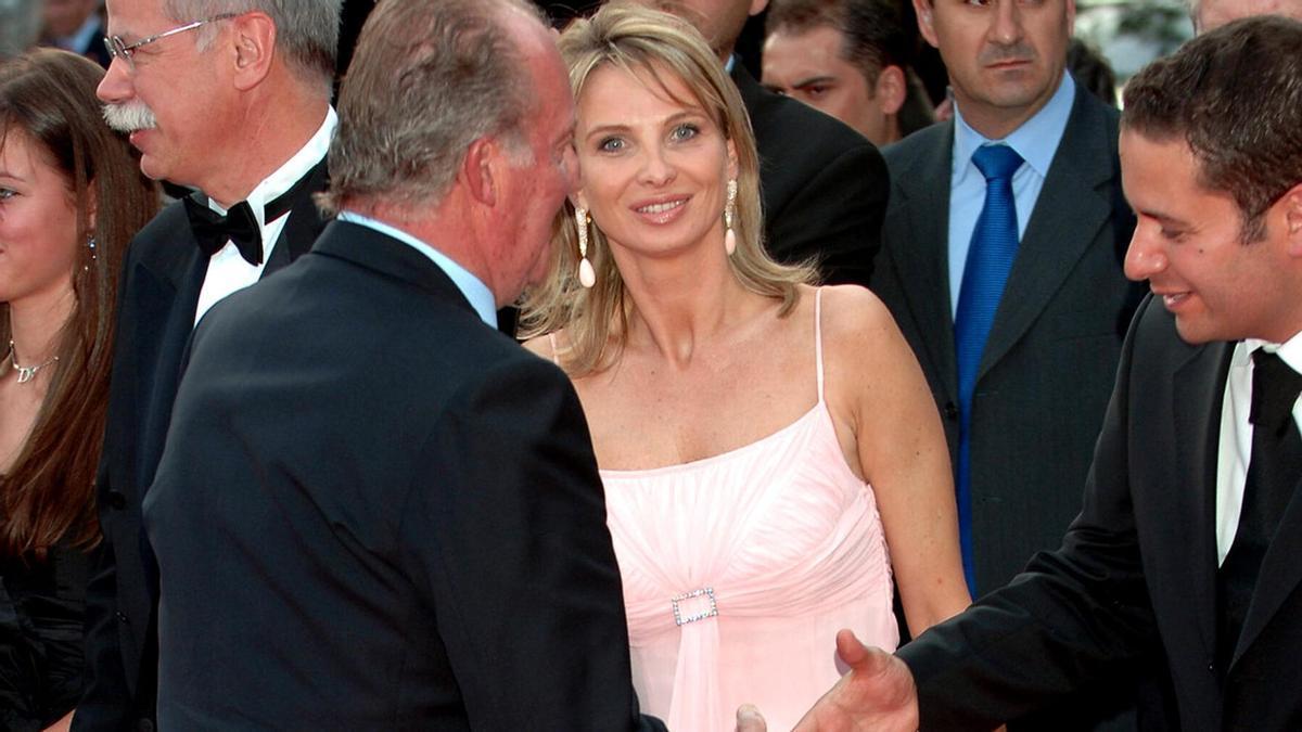 Juan Carlos I y Corinna zu Sayn-Wittgenstei