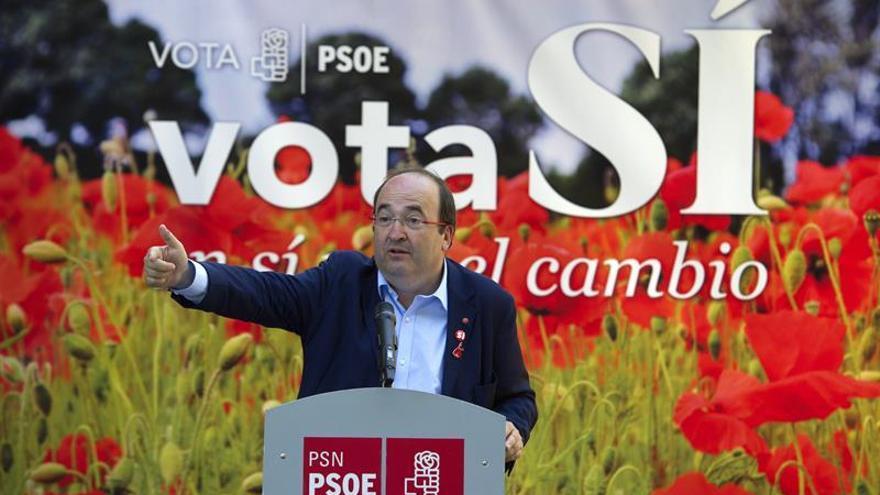 """El PSC quiere """"reinventarse"""" y propone una """"alianza"""" de izquierdas catalanas"""