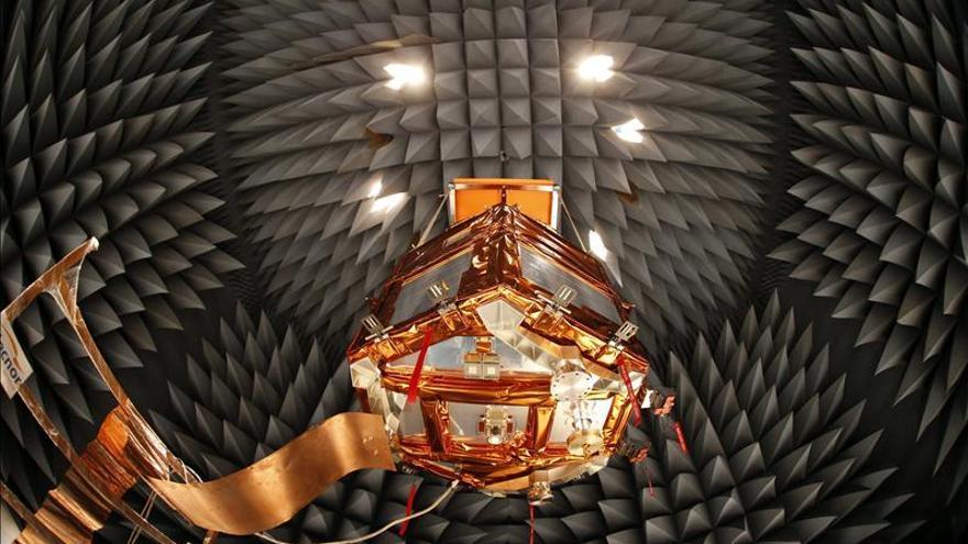 Deimos-2 prueba en tierra las adversas condiciones del espacio