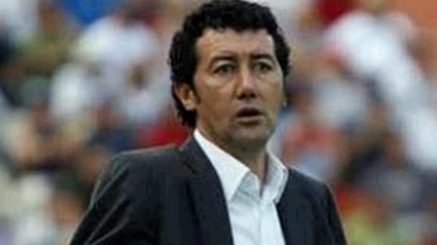 Juan Carlos Mandiá.