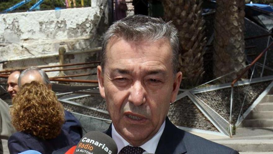 Paulino Rivero (EFE/ELVIRA URQUIJO A.)