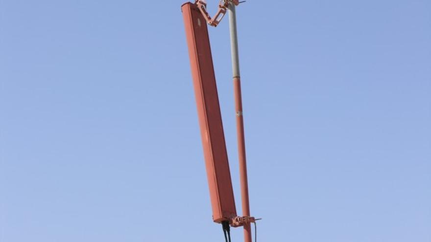 De la antena 'camuflada' #5