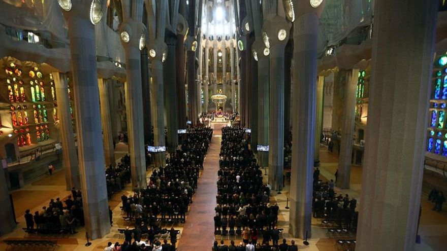 Japoneses eligen a la Sagrada Familia como tercer destino favorito del mundo