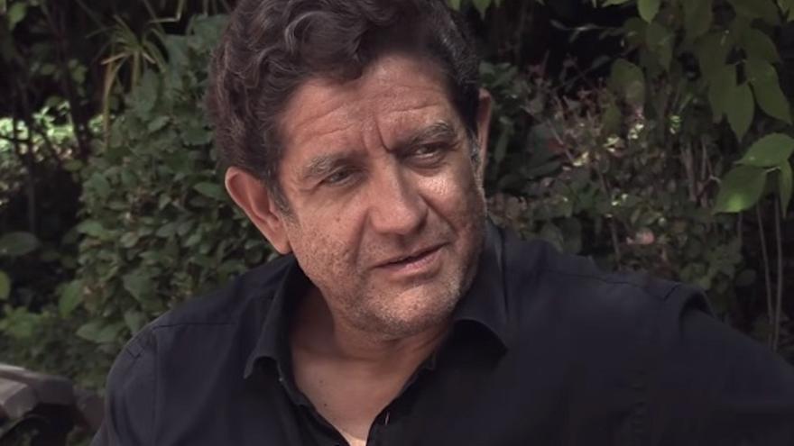 Pedro Casablanc en entrevista con eldiario.es