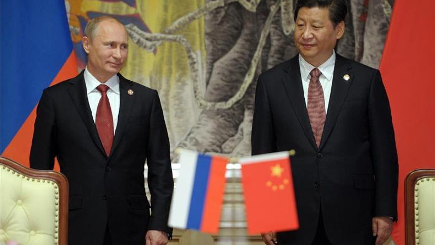 Rusia y China firmarán una declaración sobre su convergencia económica