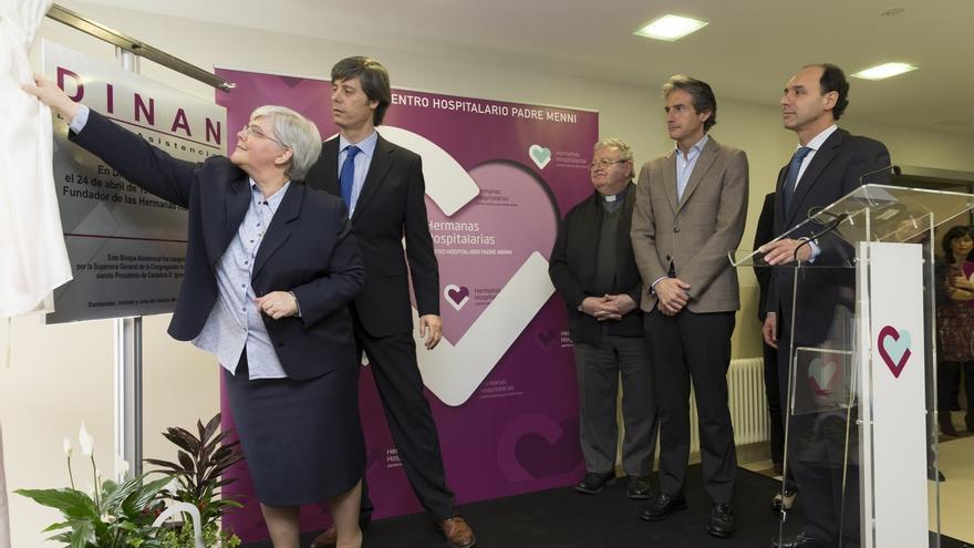 El Padre Menni remodela el área de psicogeriatría tras una inversión de 1,5 millones