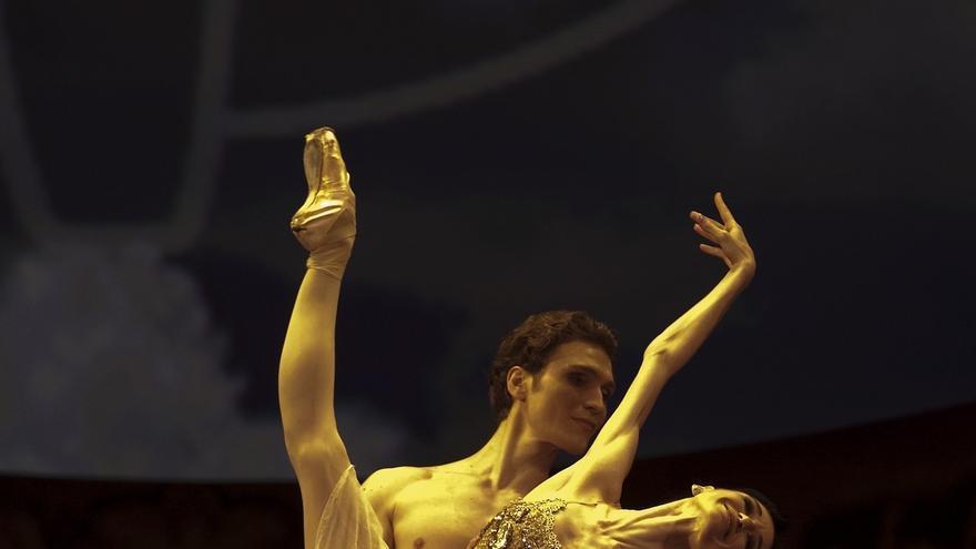Los becarios de danza de Diputación de Bizkaia representan en el Euskalduna 'Izena duenak izana du'