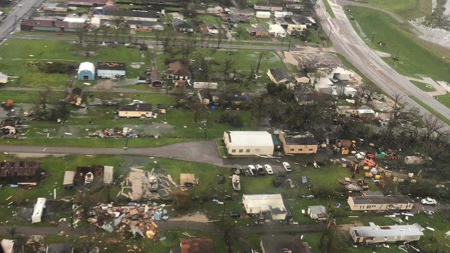 Aumentan a cuatro los muertos en EE.UU. tras el paso del huracán Ida