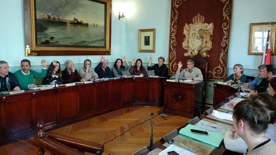 El pleno municipal de Castro Urdiales aprueba el presupuesto de 2019. | R.A.