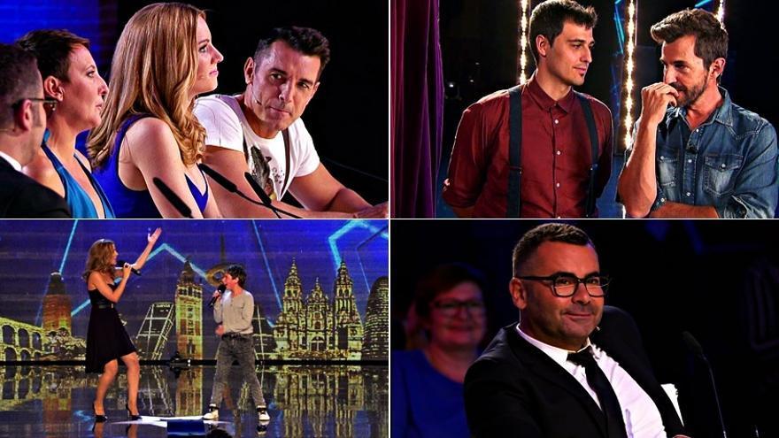 'Got Talent' cruza el ecuador sin rival en el sábado noche (20.4%)