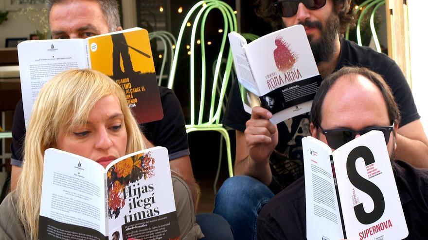 En busca de grandes libros en Córdoba /Fotografía: María Iglesias