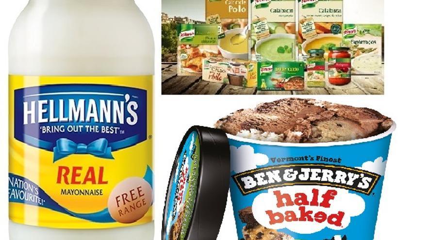 Algunos productos que empiezan a escasear en Tesco.