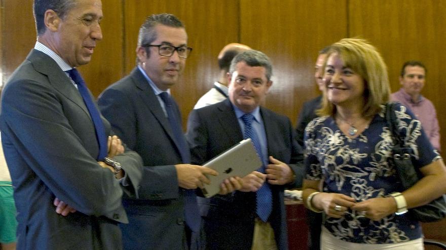 El PSOE dice que Arenas ha rectificado y ha reconocido que los ERE son legales