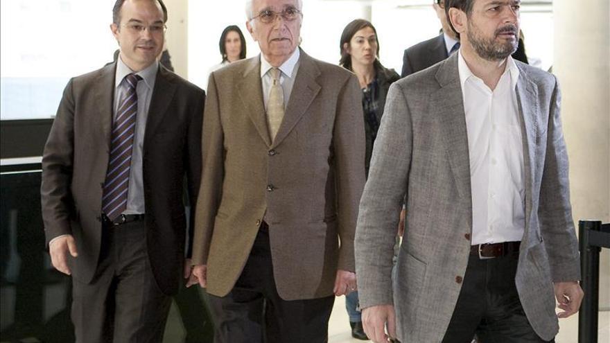 El extesorero de CDC Daniel Osàcar acude a declarar por una cuenta en Suiza