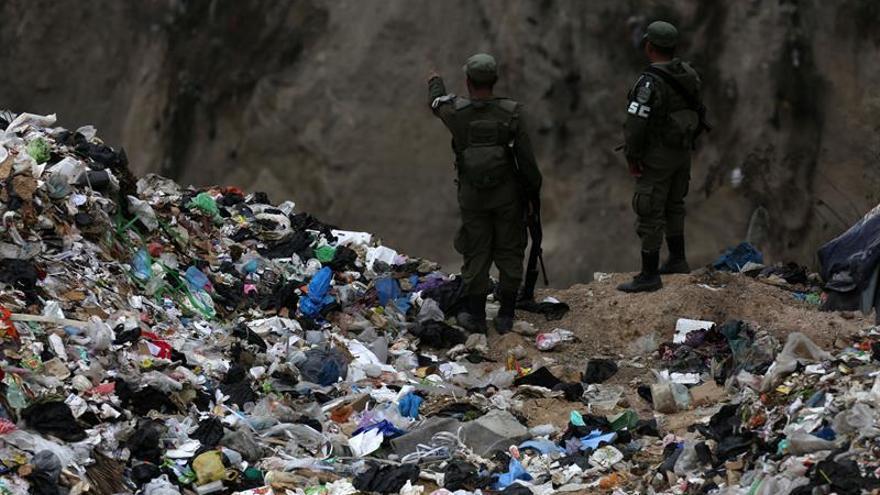 Basurero en Guatemala vuelve a operar tras el derrumbe que causó cuatro muertos