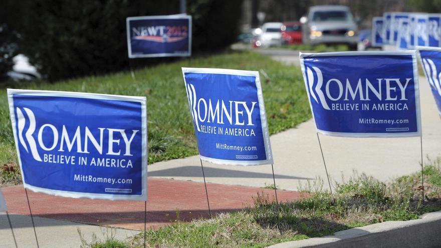 Romney adelanta su viaje a Tampa donde quiere entusiasmar a los republicanos