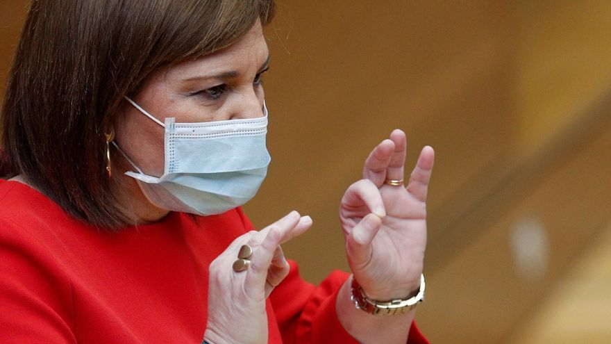 Isabel Bonig no optará a la reelección en el congreso del PP valenciano