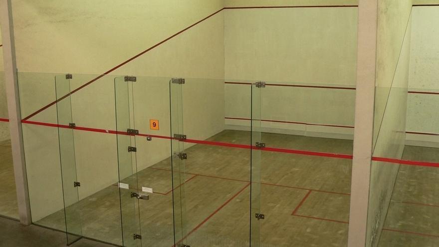 Ayuntamiento de Sestao (Bizkaia) invierte 32.000 euros para mejorar el Polideportivo de La Benedicta