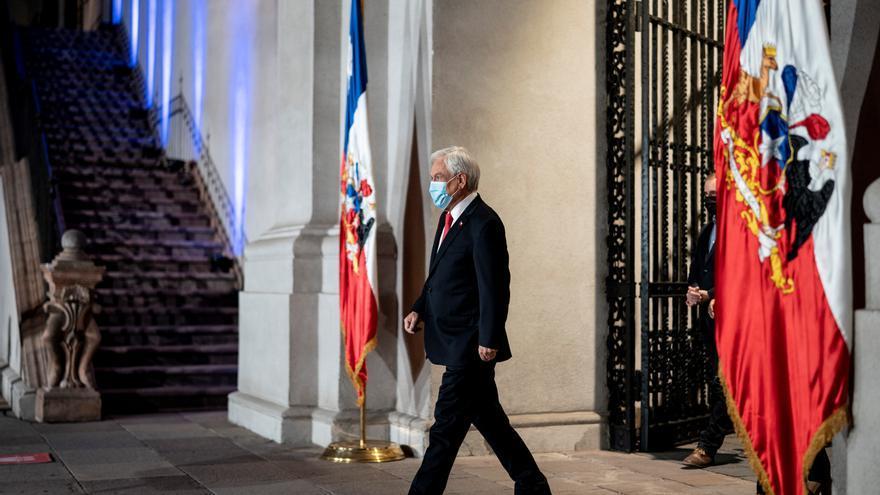 Piñera propone aplazar a mayo las elecciones constituyentes en Chile debido a la pandemia
