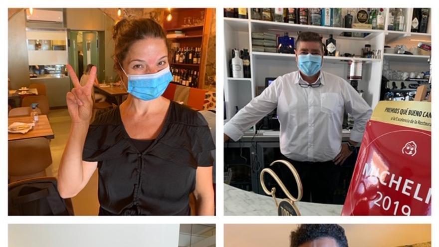 Tres propuestas BIB Gourmand Michelin de Canarias para el paladar de la nueva normalidad