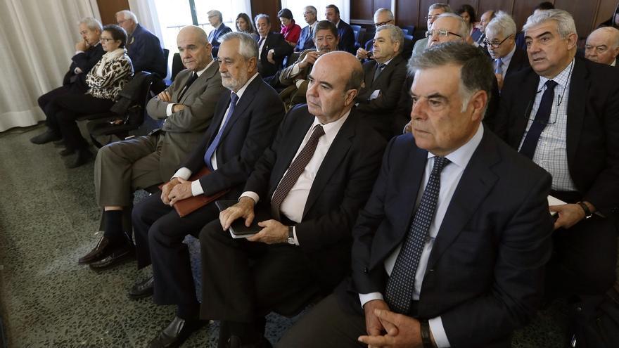 """Defensas alegan """"déficit de concreción"""" en los hechos imputados en las conclusiones acusatorias del caso ERE"""