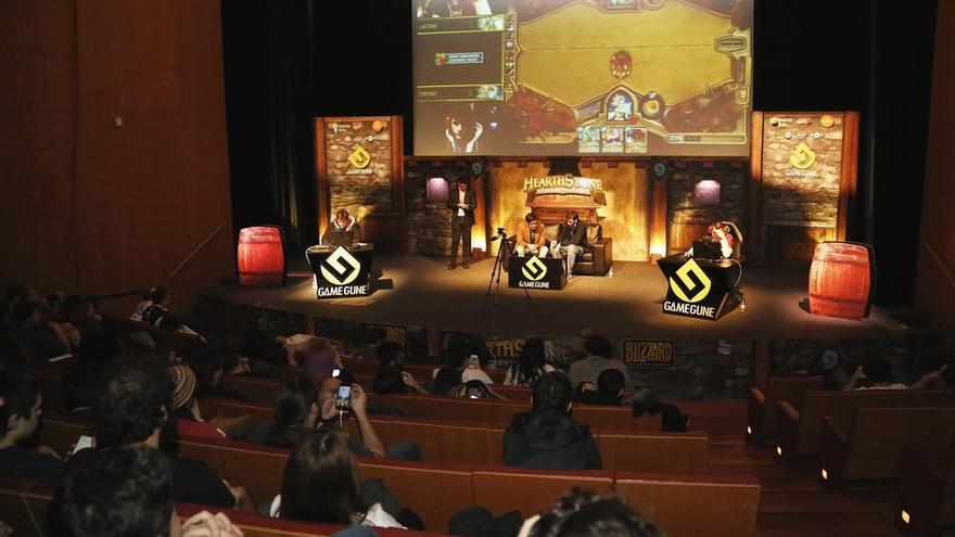 El Kursaal de San Sebastián acoge los días 18 y 19 de noviembre la 16 edición de la competición de videojuegos Gamegune