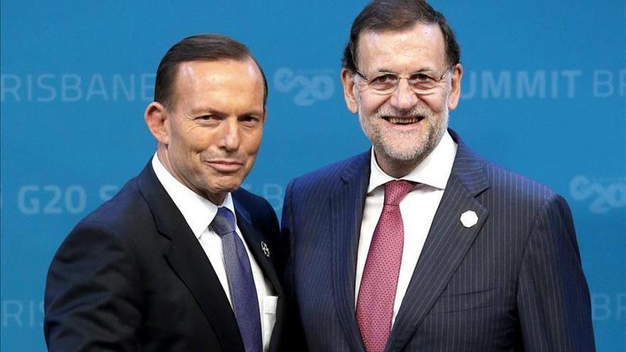 Rajoy emplaza a Sánchez y Díaz a decir si Chaves y Griñán deben dejar sus escaños