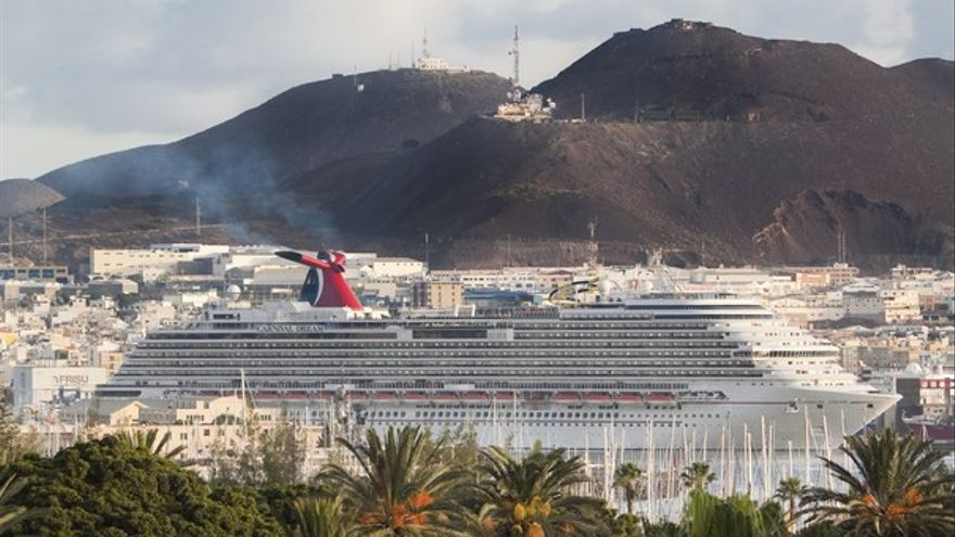 Del crucero 'Carnival Dream' #3