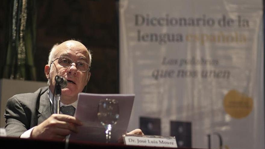 Presentan en Argentina la nueva edición del Diccionario de la RAE