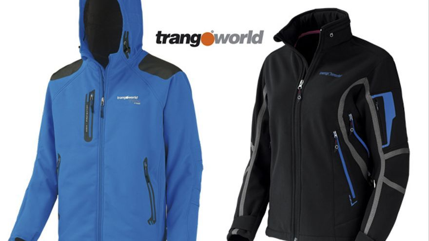 Concurso Trangoworld. Chaqueta TRX TERMO de hombre / chaqueta TRX2 SOFT de mujer