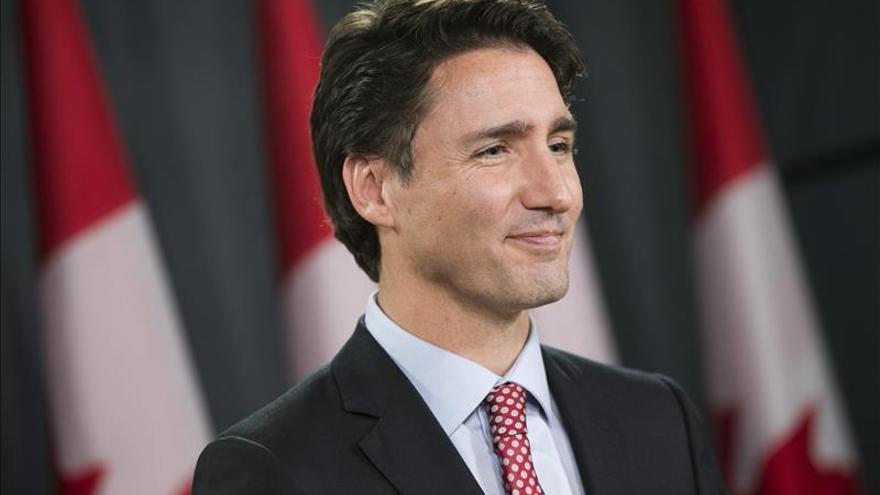 Trudeau exhibirá el cambio radical de Gobierno en sus viajes internacionales