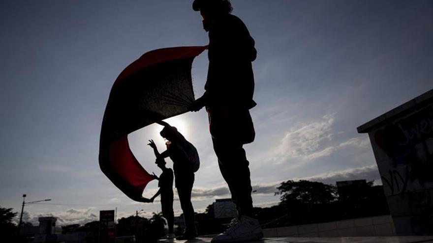 """Denuncian """"trampa"""" en internet para capturar a jóvenes en la crisis de Nicaragua"""