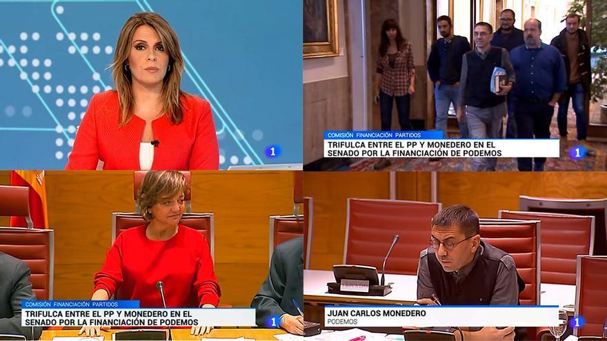 Informativos de las 15:00 horas de TVE
