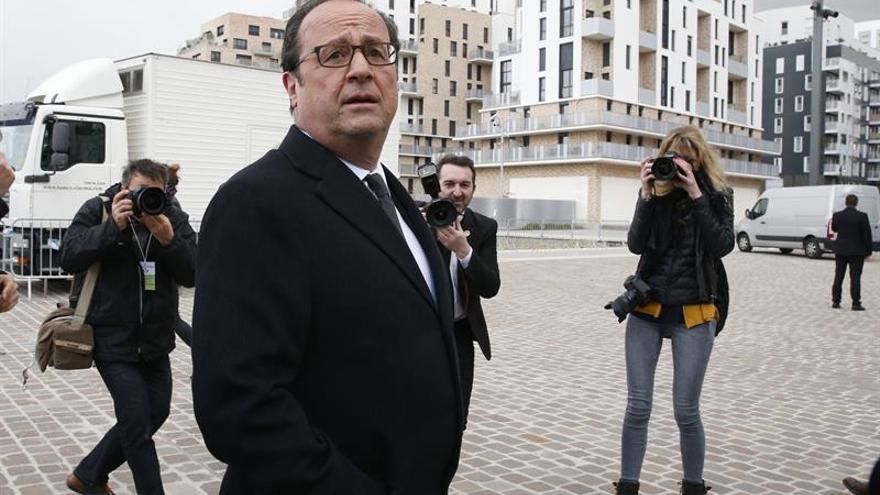 """Hollande: El """"brexit"""" tendrá un precio para R.Unido y la UE defenderá sus intereses"""