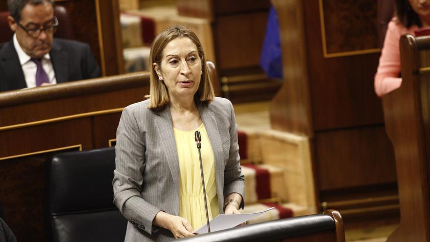 Ana Pastor preside este lunes en Gran Canaria la reunión del Comité de Coordinación por el hundimiento del Oleg Naydenov