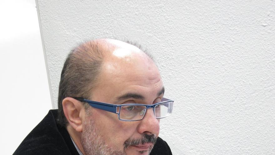 """PSOE de Aragón respalda la decisión de Sánchez sobre Gómez: """"Todos conocemos los problemas que se venían produciendo"""""""