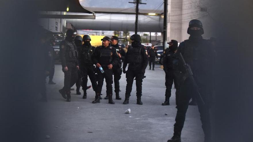 Comisión de DD.HH. de Nuevo León investiga motín en penal de Monterrey