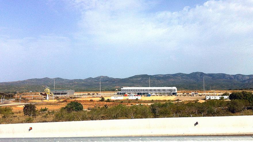 Aeropuerto de Castelllón