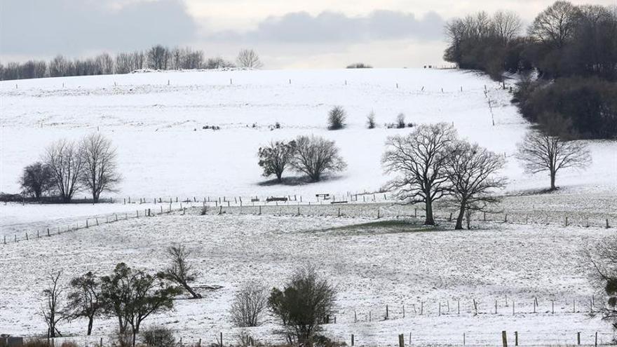 Francia prepara un dispositivo especial de acogida ante la ola de frío